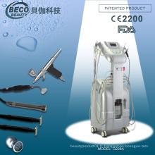 Machine de beauté à injection d'oxygène pour la peau Oxygen Jetpeel