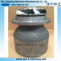 Tazón de fuente sumergible de la bomba de agua del acero inoxidable