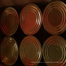 Свежая консервированная томатная паста по 70 г / 210 г / 400 г / 800 г / 2200 г