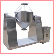 Secador de vácuo cone duplo para secagem de grafite ou pó de carbono