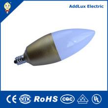 E27 B22 4W 6W 8W 10W Filament LED Candle Lamp