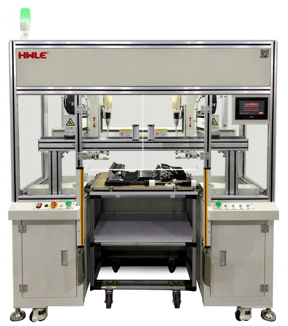 Six-axis Screw Locking Machine