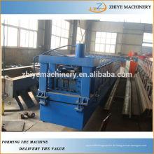 Stahl Roller Shutter Türführungsschiene Kaltumformmaschinen