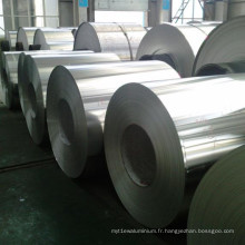 Aluminium Coil 1050 1060 1070 1052 Utilisé pour les plaques de compensation CTP