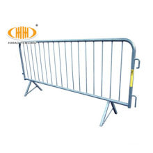 Wholesale cheap portable mobile safety traffic activity metal galvanized crowd control pedestrian barrier