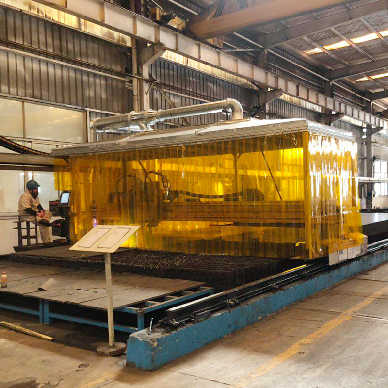 cnc cutting fume extraction