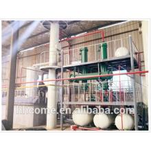Procesador de biodiesel 5-50T / D de ahorro de energía con ISO CE