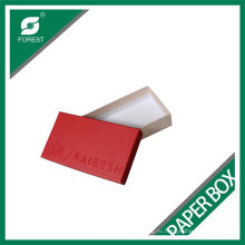 Лоснистая Коробка Подарка Упаковки Слоения