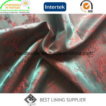 55% полиэстер вискоза 45% жаккард Linining для пиджака слой подкладки