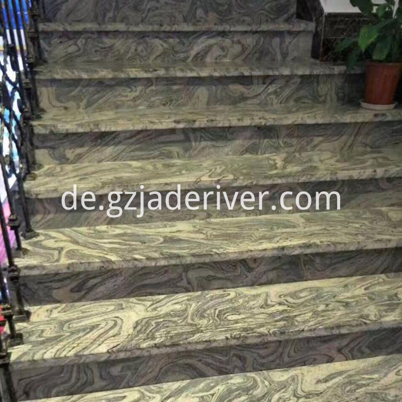 New Varieties of Granite for Floor