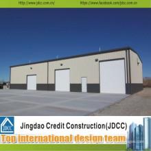 High Quality Prefab Self Storage Construction