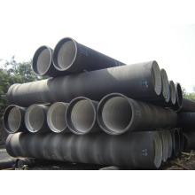 "ISO2531 K9 4 ""DN100 Tubo de hierro dúctil"
