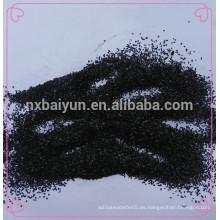 Carbón activado granular basado carbón del tratamiento de gas de la industria con precio de fábrica