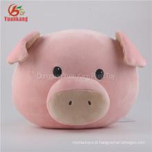 Brinquedo do luxuoso do bicho de pelúcia do brinquedo do porco do ODM 32cm de ICTI