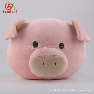 ICTI ODM 32cm pig toy stuffed animal plush toy