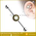 Barra de acero modificada para requisitos particulares de la flor 14g del ópalo quirúrgico