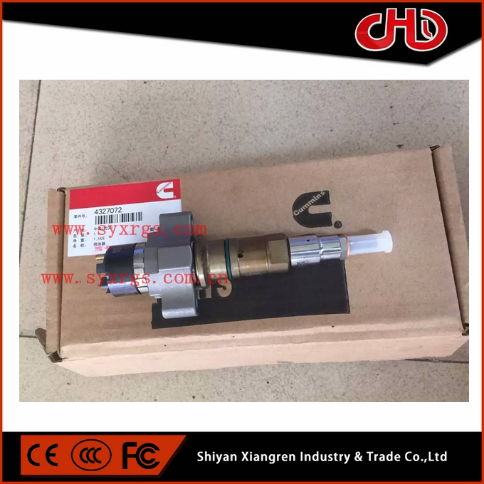 CUMMINS ISL9.5 Injector 4327072 4327072 4307452 2897414 4928421 4921827 4954679 4954927 4984332 2872127