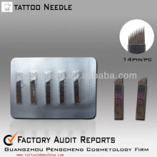 3 stars Professional Tattoo Needle For Eyebrow