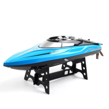 High speed 2.4GHz stable plastic radio control toy rc speed boats for sale