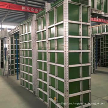 Encofrado de aluminio de alta calidad para edificios de gran altura