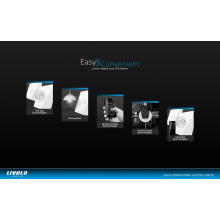 Livolo Automation Home США Стандарт Беспроводной 110-250 В Свет Пульт Дистанционного Переключателя VL-C501R-11