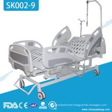 SK002-9 5 Function Electric Hospital Bed For Disable Nursing