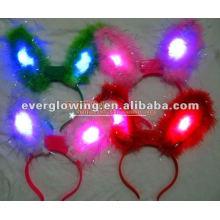 led light up bunny ears