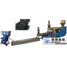 CE/SGS/ISO9001 PP PE рециркуляции и гранулирования машины
