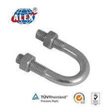 Attach Piping OEM U Bolt with HDG Surface