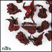 FT-009 Seca Roselle Gongura Hibiscus sabdariffa Venta al por mayor Perfume Sabor Flor Herbal Tea