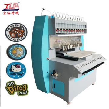 Máquina automática para hacer regalos promocionales de PVC