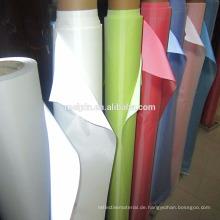 Farbe reflektierendes Gewebe 100% Polyester