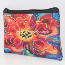 Regalos promocionales Neoprene Pencil Bags Custom Pencil Covers
