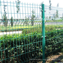 PVC Coated Iron Wire Mesh Fence (YB-008)