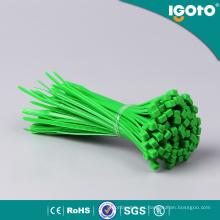 Correas de corbata de cable plásticas OEM certificadas de Ce