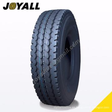 JOYALL TYRE Neumático de la fábrica china TBR en todas las posiciones A9 súper sobrecarga y resistencia a la abrasión 1200r20