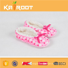 2016 high quality Pink fashion Girl ballet dance shoes