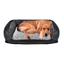 Printed Short Anti-slip Wholesale Luxury Large Dog Bed