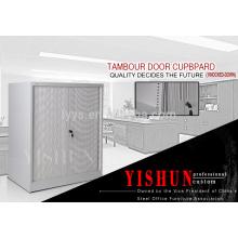 Outdoor Space Furniture Metal tambour door filing cabinet