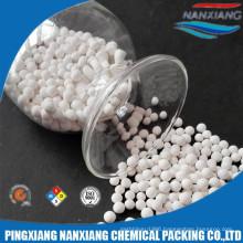 Low Alumina 17-23% Inert Ceramic Balls for petrochemical reactor petrochemical catalyst support media