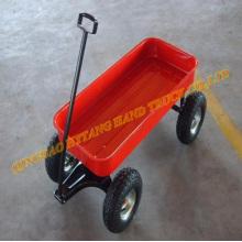 Wagon chariot en métal pour les enfants et les enfants