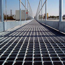 Galvanized Steel Grating Grille Walkway
