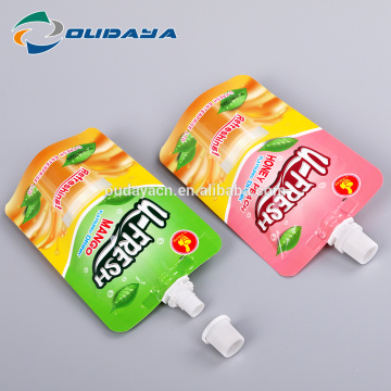 150 ml Stand Up Packaging Pouch Bag mit Ausguss