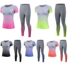 Traje de deporte y fitness para mujer Activewear Bra + Legging Pants