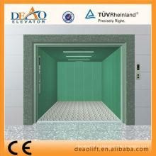 DEAO Новый грузовой лифт грузоподъемностью 5000 кг с противоположной дверью