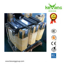 Customized 1500kVA 3 Phase K Factor Voltage Transformer