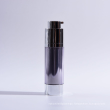 30ml Double Wall Cylinder Twist up Airless Bottles with Base