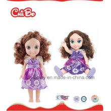 2016 Hot Solid Baby Toy Fashion Vinyl Doll for Girl Princess Doll (CB-BD009-Y)