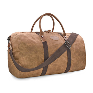 Wasserdichte Canvas Nacht Weekend Carryon Tasche