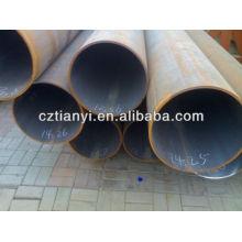 Германия стандарт Din 1629 Din 17175 DIN 2445 st 37 st 52 st45.8 бесшовная стальная труба CANGZHOU TIANYI STEEL PIPE CO, .LTD